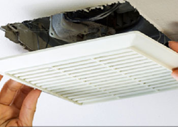 Bathroom Vent Cleaning