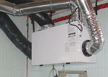Ottawa Air Exchanger Heat Recovery Ventilator Cleaning