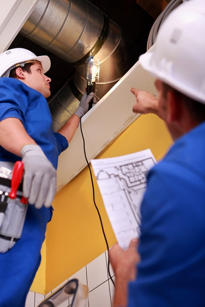 Repairing Leaks on your Dryer Duct