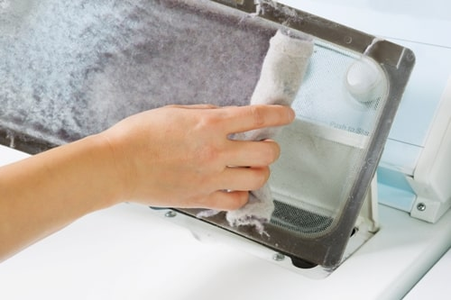 Don't Dismiss Dryer Vent and Lint Filter Dusting Duties