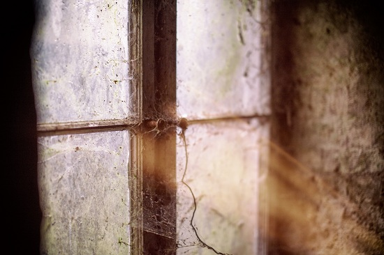 dirty window ventelation
