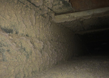 Dust in Air Ducts